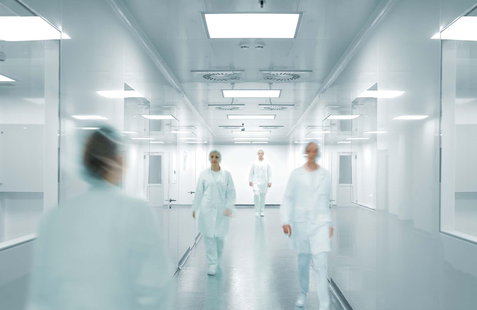 Filtro HEPA Hospitalar